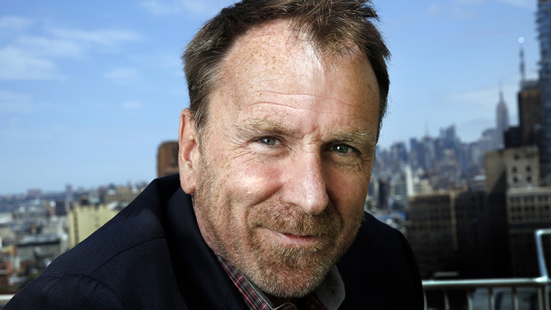"Former SNL Weekend Update anchor Colin Quinn knows there's ""One in Every Crowd,"" as his tour stops in Buffalo April 26-28. (Courtesy of Loshak PR)"