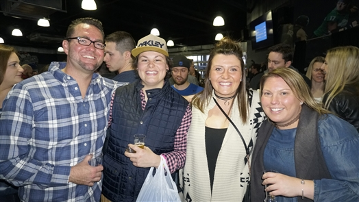 Smiles at Thawfest at Buffalo RiverWorks