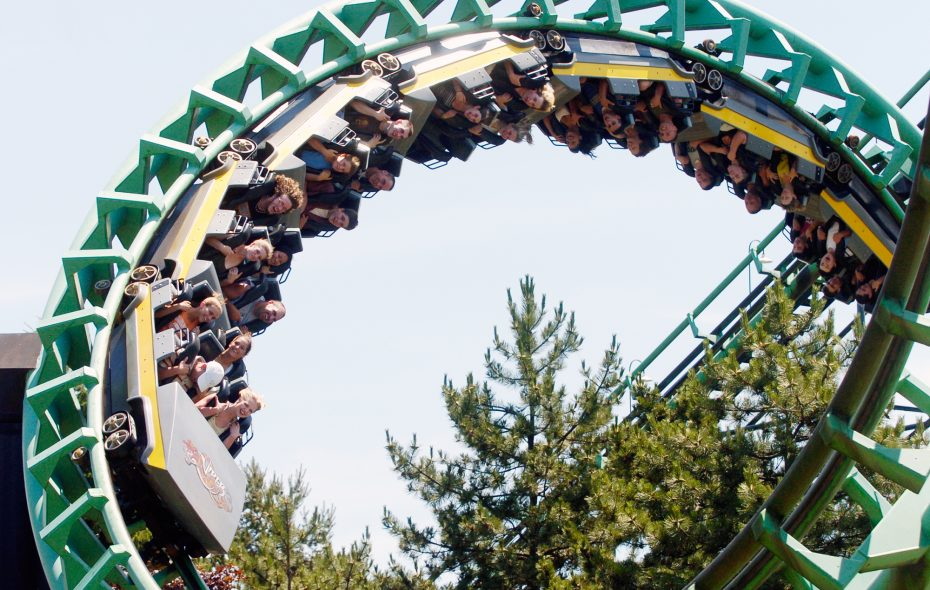 Maybe you'll operate the popular Viper roller coaster. (Buffalo News file photo)