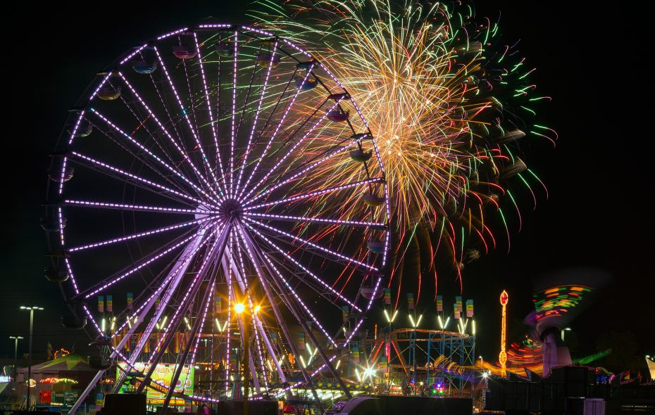 Gate admission to the Erie County Fair will increase $2 next year.