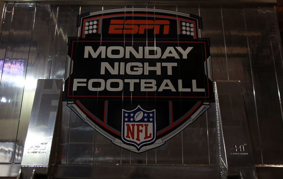 "Local channels can bid for the broadcast rights for ""Monday Night Football"" games. (Getty Images)"