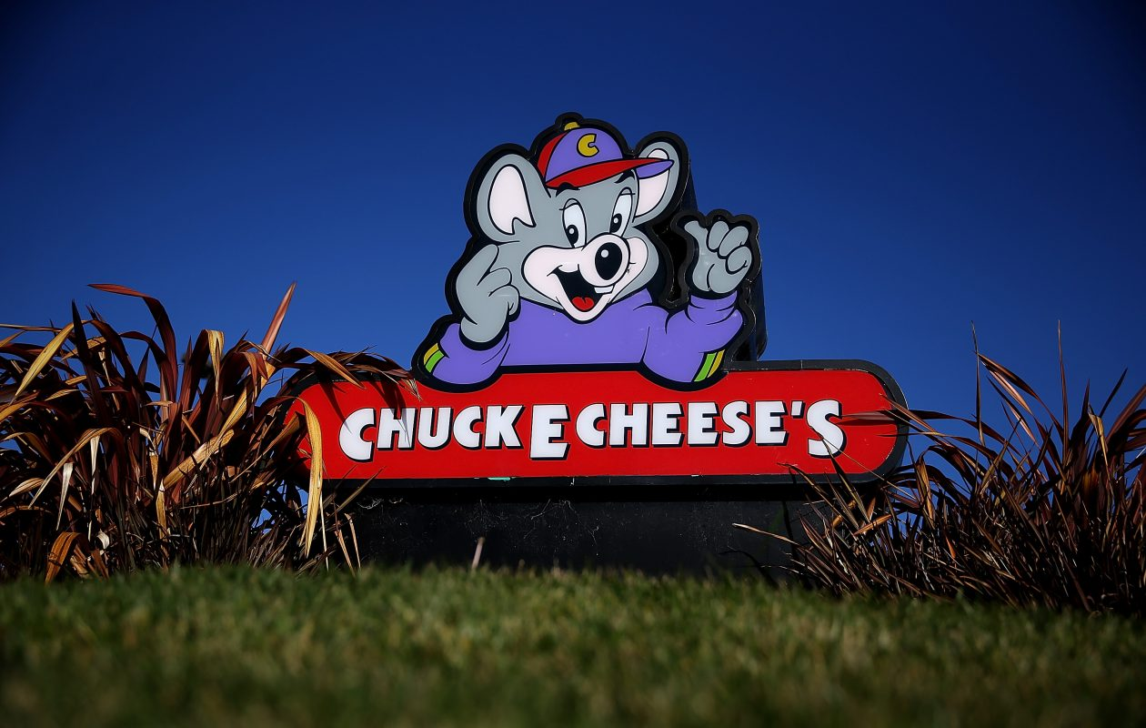 Chuck E. Cheese's. (Getty Images)