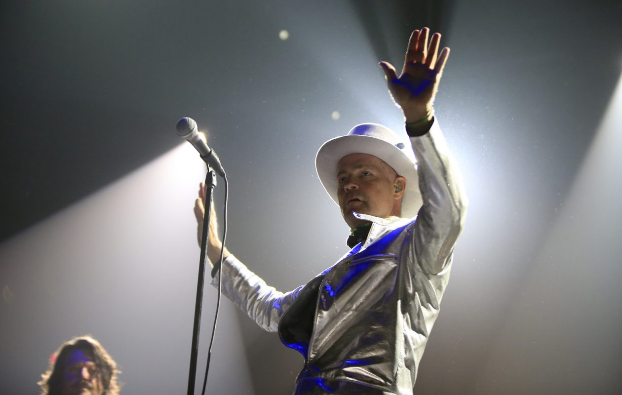 Music journalist Michael Barclay said of the Tragically Hip: 'They led the Canadian music renaissance. They were so inspiring to their peers. They were never toadies to anyone. They did what they wanted to do, and they took full ownership of what they did. They proved in the process that you don't have to have commercial success in America to be valid.' (Harry Scull Jr./Buffalo News)