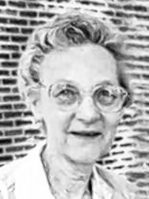 CUNNINGHAM, Dorothy E. (Jost)