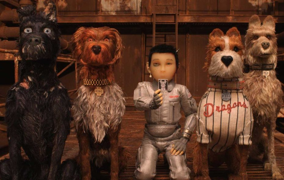 """Wes Anderson's """"Isle of Dogs."""" (Fox Searchlight)"""
