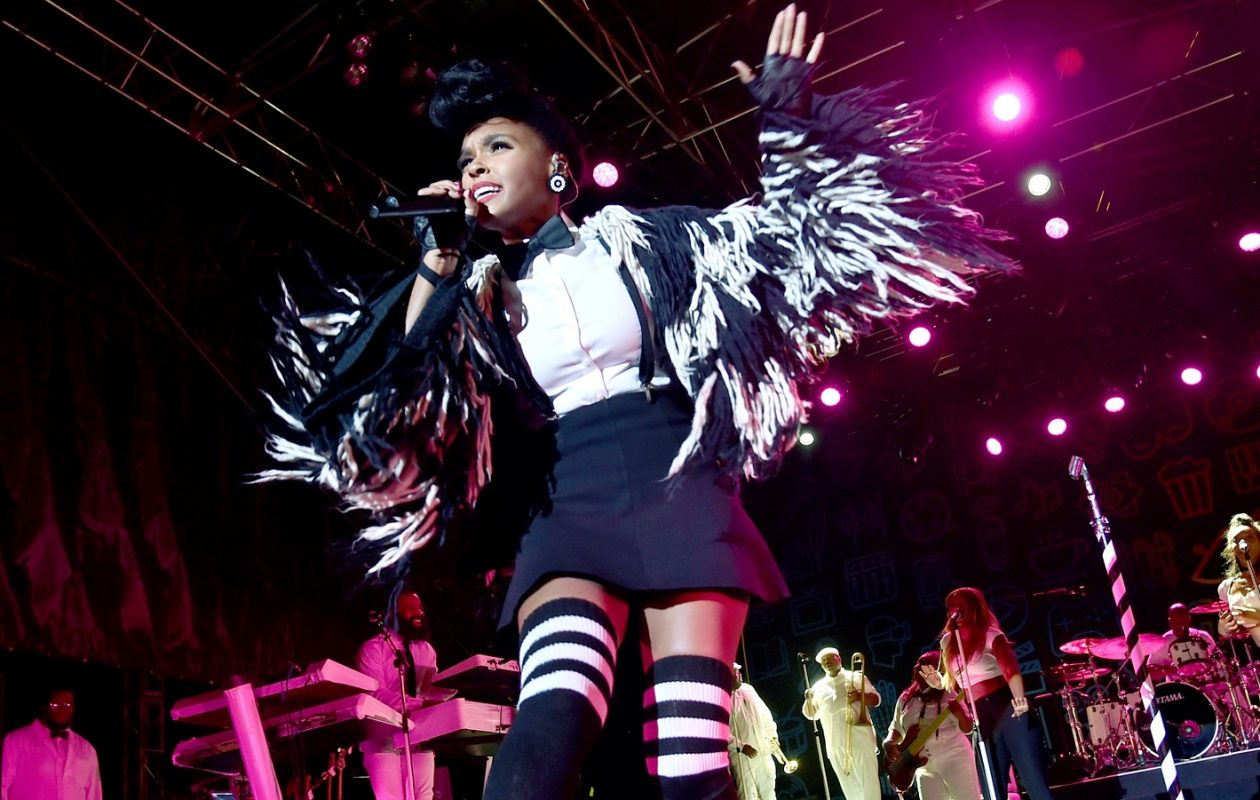 Jeff Miers says Janelle Monae's 'Dirty Computer' is one of the most significant R&B releases in recent memory. (Photo by Alberto E. Rodriguez/Getty Images for Entertainment Weekly)