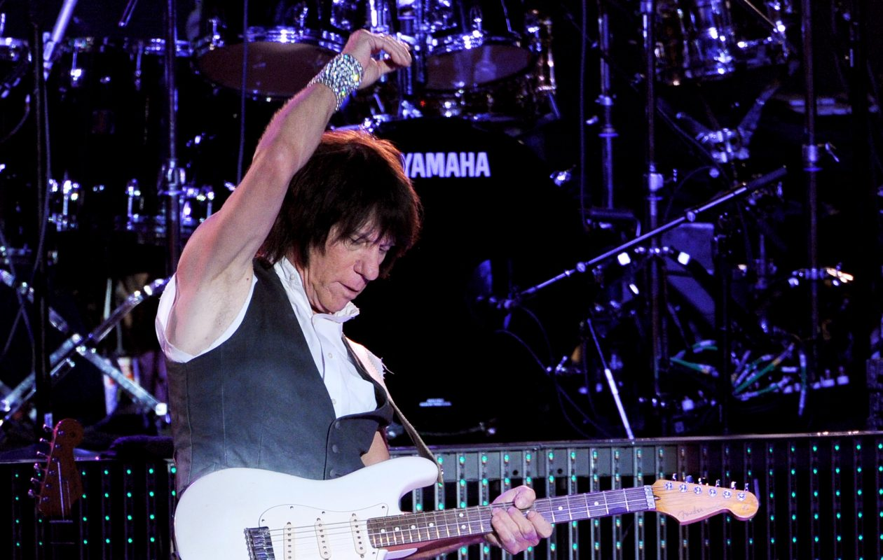 Jeff Beck will be in concert at Artpark. (Getty Images)