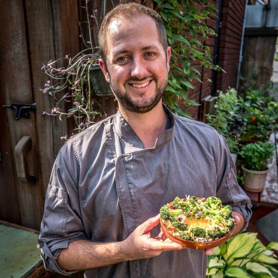 Chef Jesse Ross, The Dapper Goose   DIY recipes from Buffalo's chefs   Buffalo Magazine