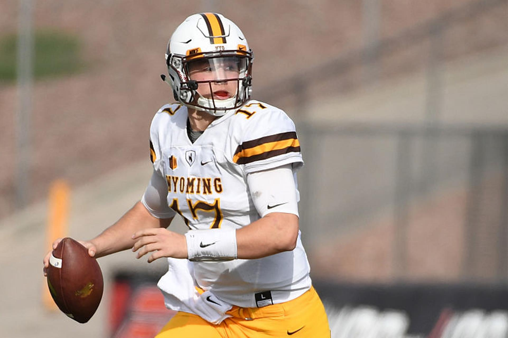 the latest 0cc71 8f84f Rejection fueled Josh Allen's desire to play football in ...