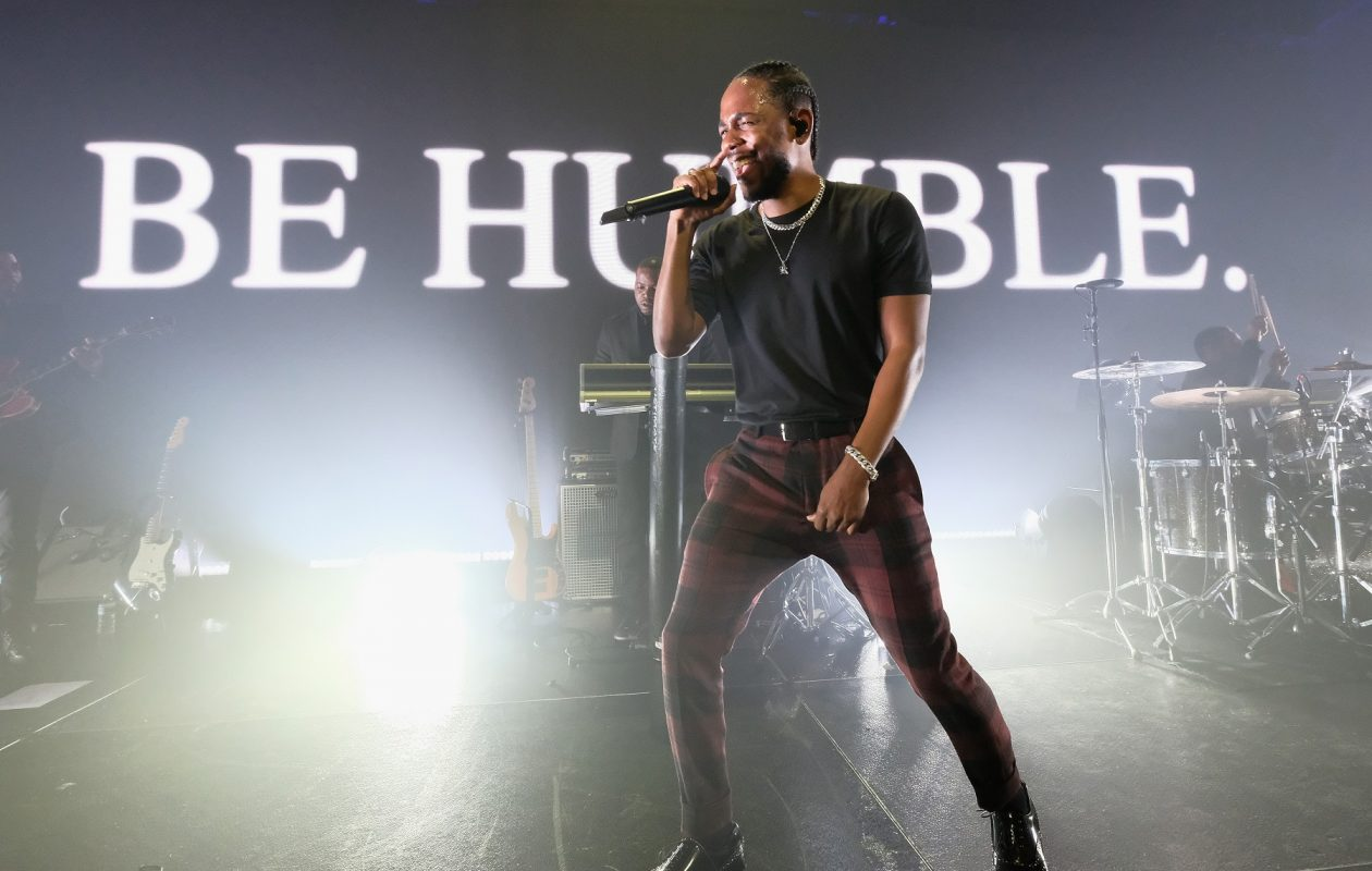 Kendrick Lamar  is the first hip-hop artist to win a Pulitzer prize in music, and Jeff Miers says it's about time.  (Dimitrios Kambouris/Getty Images)