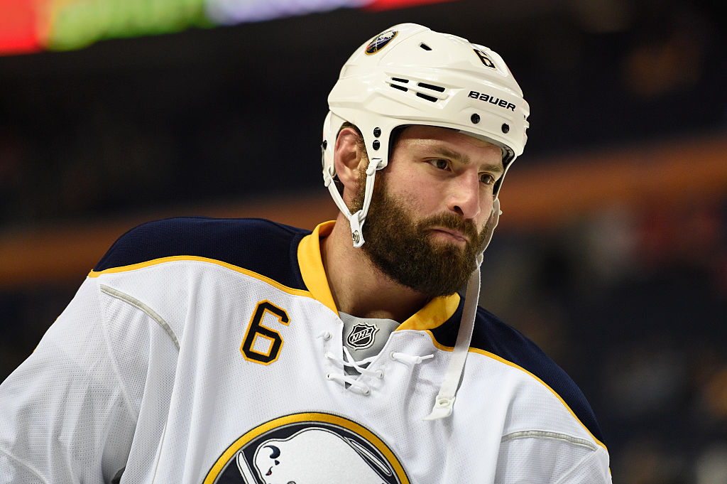 Mike Weber on Rasmus Dahlin: 'He's a better skater than [Erik] Karlsson, he's got a shot like Victor Hedman, he kind of moves like Pavel Datsyuk in the corners.' (Getty Images).