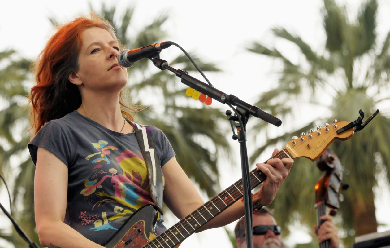 Neko Case will perform at Asbury Hall at Babeville. (Getty Images)