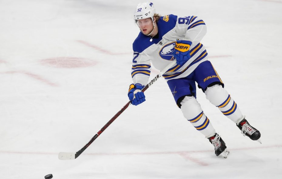 Alexander Nylander was drafted eight overall by the Sabres in 2016. (Harry Scull Jr./News file photo)