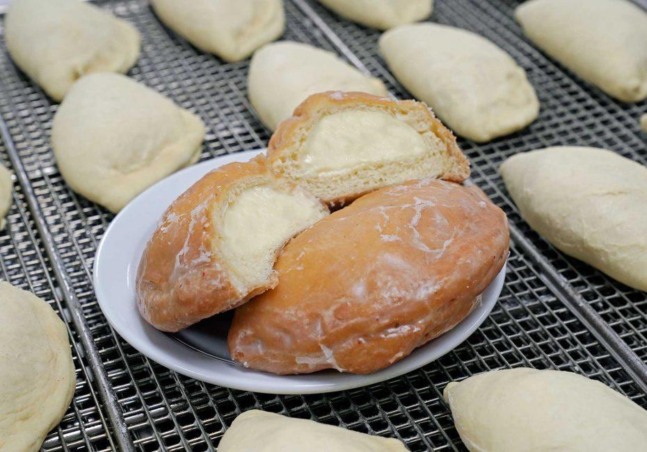 Cheese pocket Paula's Donuts | 6 of Buffalo's cheesiest dishes | Buffalo Magazine