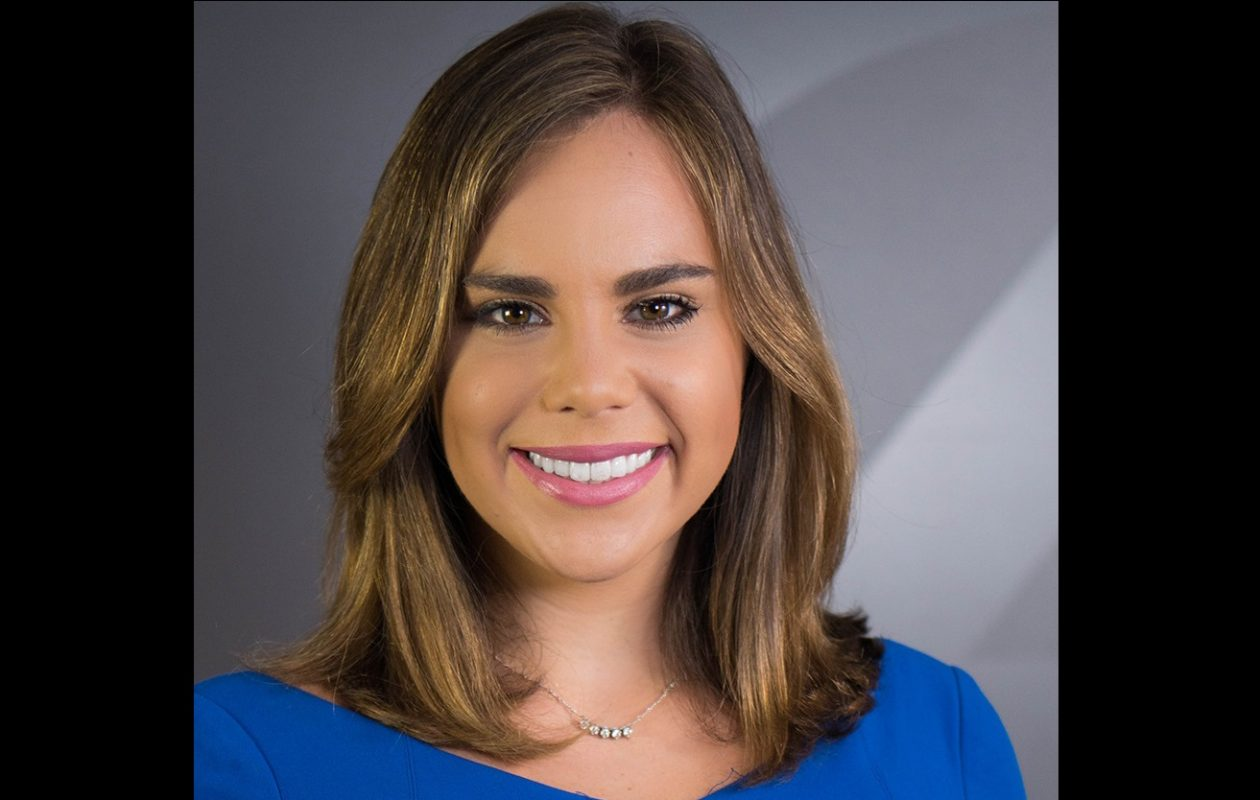 Marissa Perlman has been working in Callan Gray's former slot at Channel 4. (via WIVB)