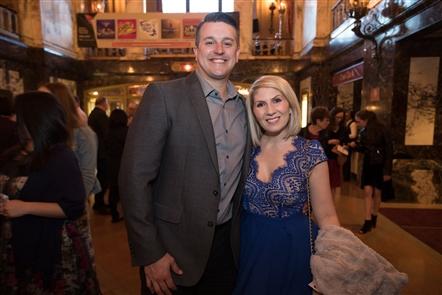 Smiles at 'Phantom of the Opera' in Shea's