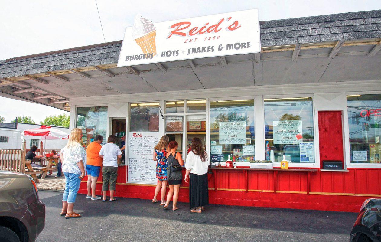 Reid's in Lockport. (Sharon Cantillon)
