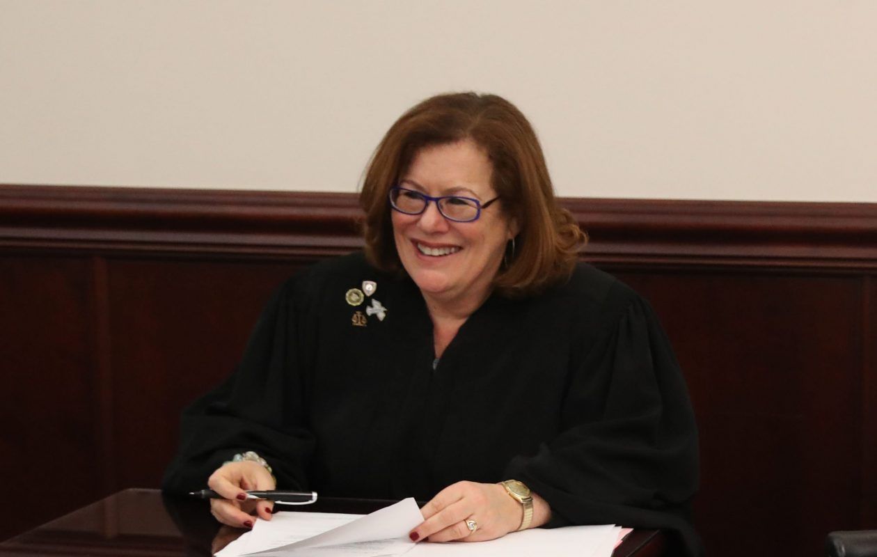 Family Court Judge Lisa Bloch Rodwin, pictured in 2017. (Sharon Cantillon/Buffalo News)