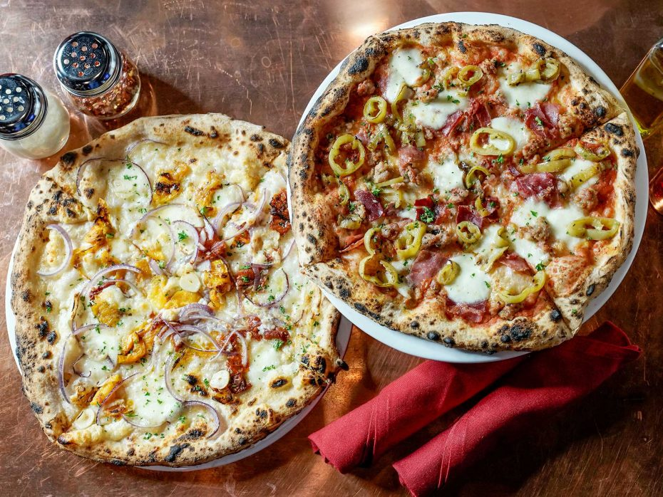 Sonny Red's | Neapolitan pizza has arrive | Buffalo Magazine