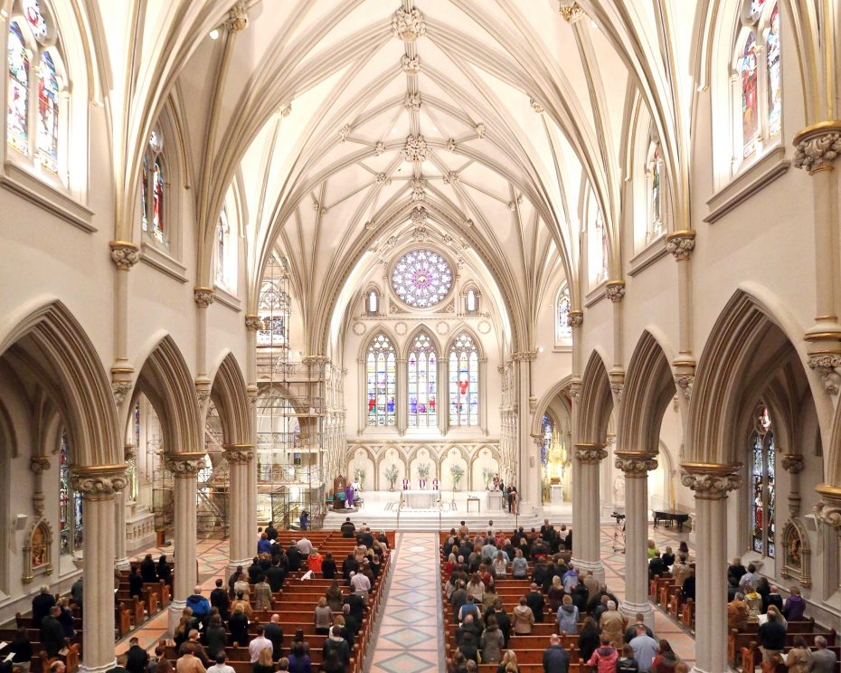 St. Joseph's Cathedral | Buffalo's spiritual spaces | Discover