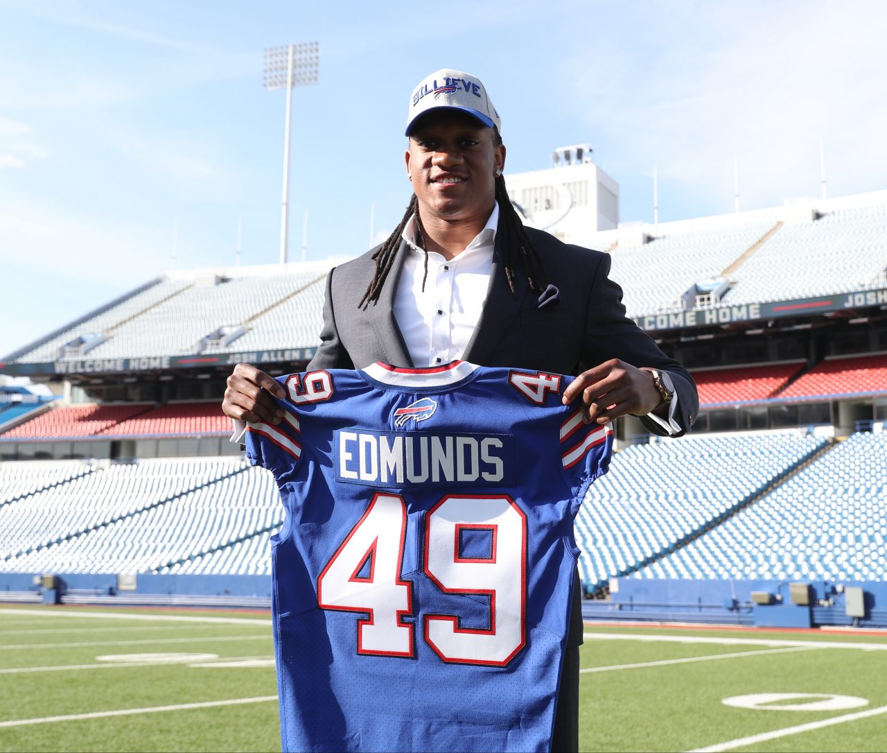 tremaine edmunds jersey