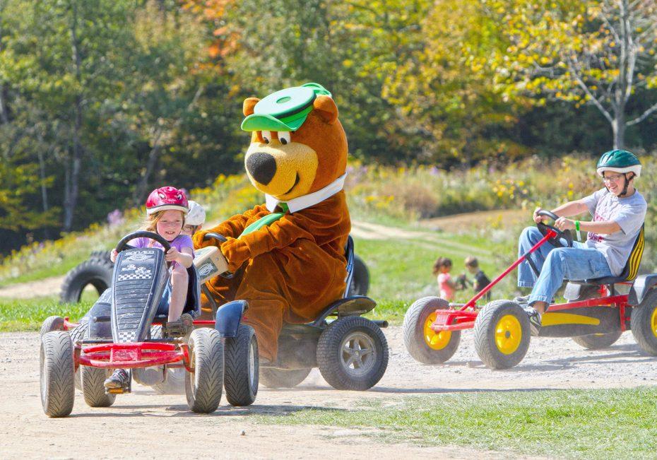 Yogi Bear's Jellystone Park | Discover