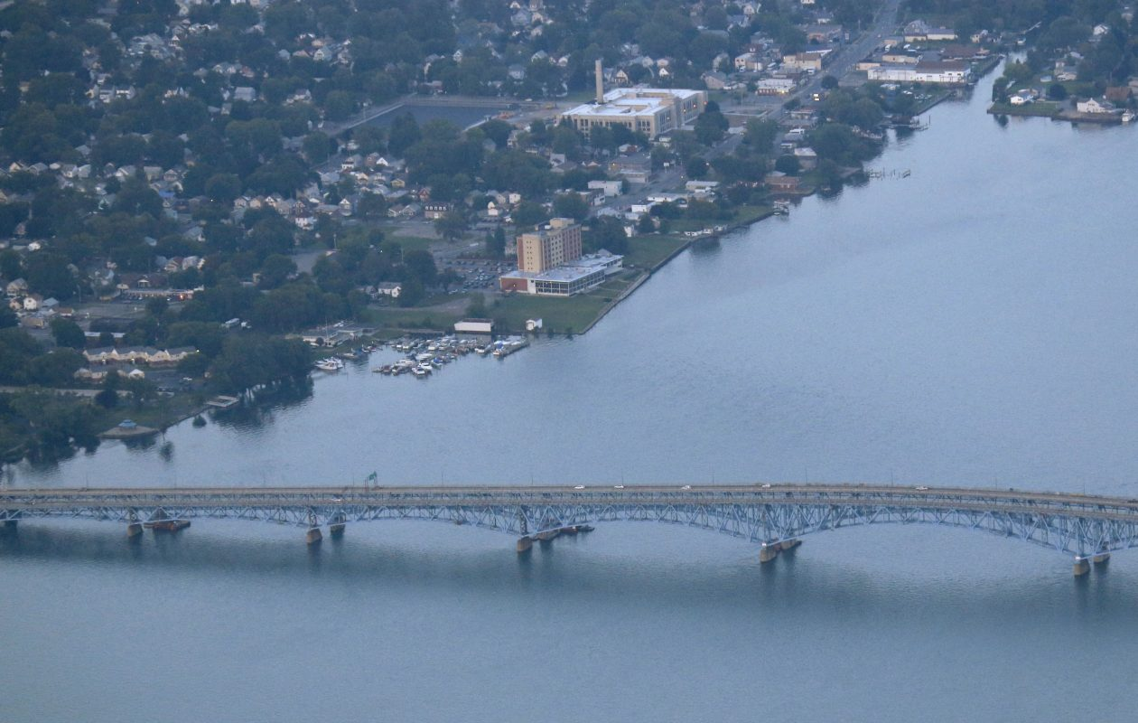 The North Grand Island Bridge over the Niagara River. (Derek Gee/Buffalo News file photo)