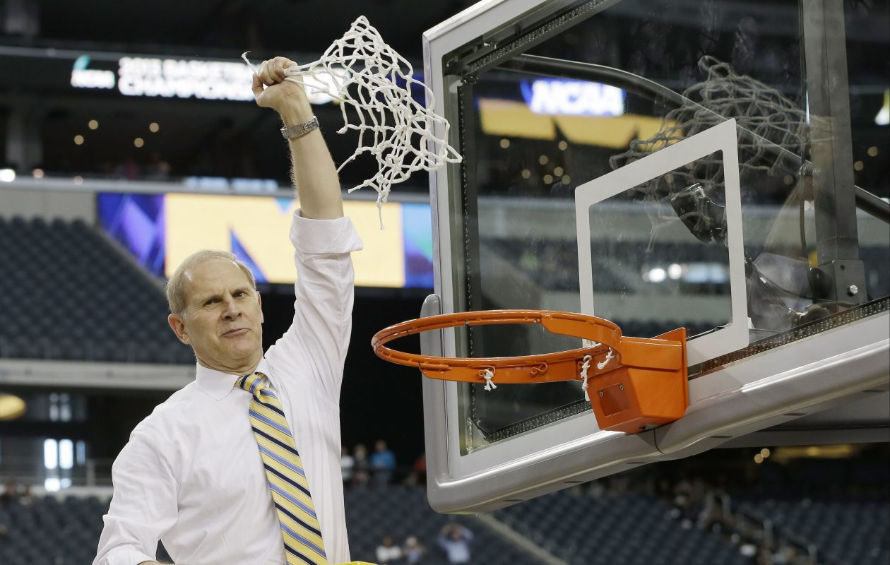 John Beilein: A will to compete built on a fierce family ethic. (News file photo)