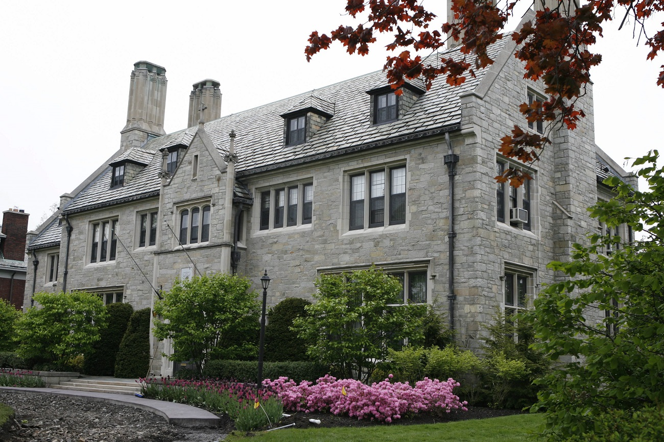 Buffalo bishop to sell mansion to compensate clergy sex abuse victims