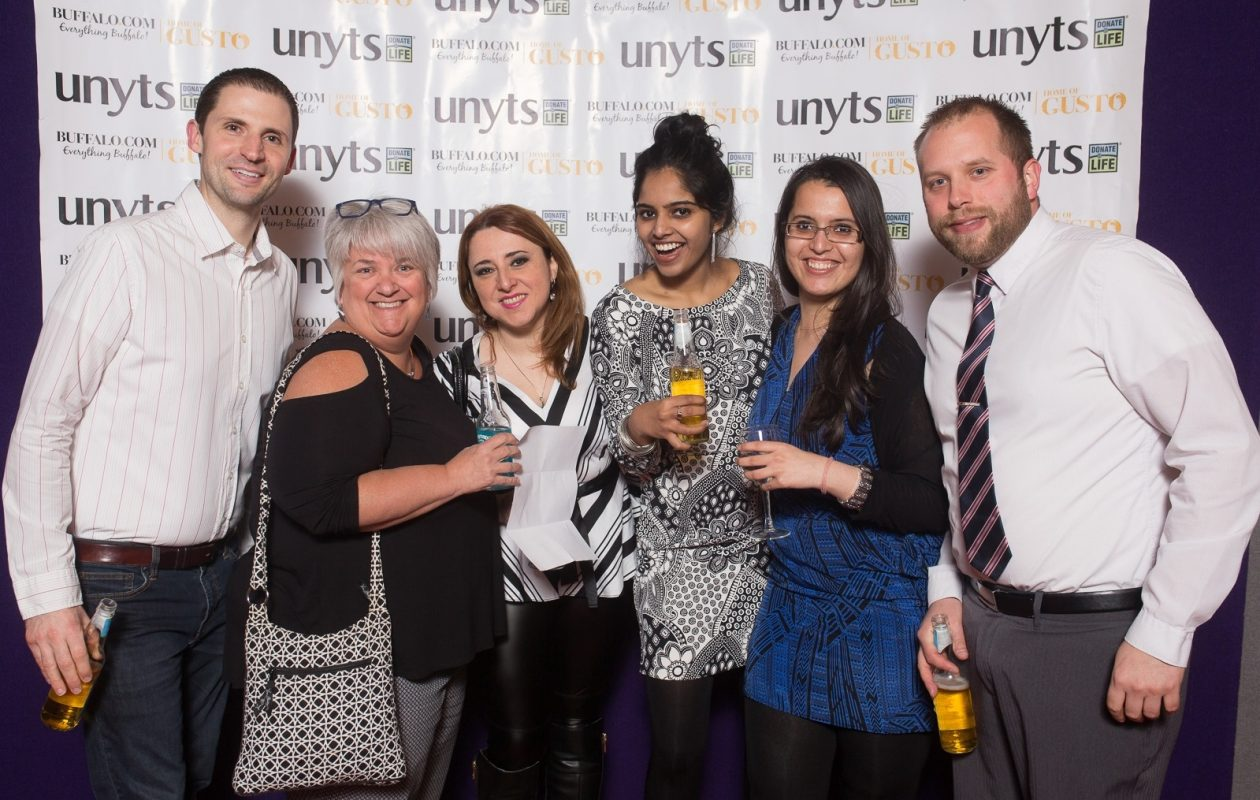 The Unyts fundraiser Bucket List Bash returns to Statler City for another year. (Chuck Alaimo/Special to The News)