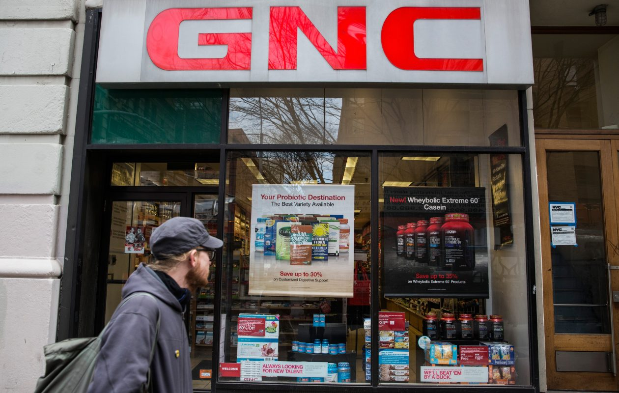 GNC hasn't announced which locations will close. (Getty Images)