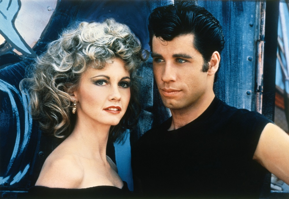 Olivia Newton-John and John Travolta star in 'Grease,' being shown as part of the TCM Big Screen Classics series.