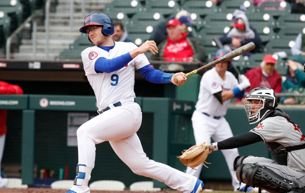 Bisons catcher Danny Jansen was named to the 2018 Futures Game roster. (Harry Scull Jr./News file photo)
