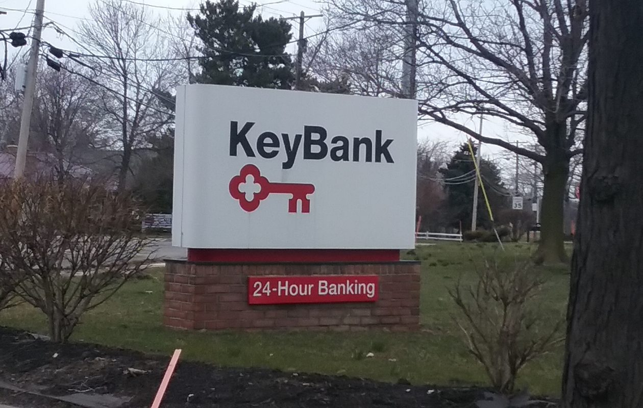 KeyBank will close a branch at 1510 S. Park Ave. in Buffalo on June 22 (Matt Glynn/Buffalo News)