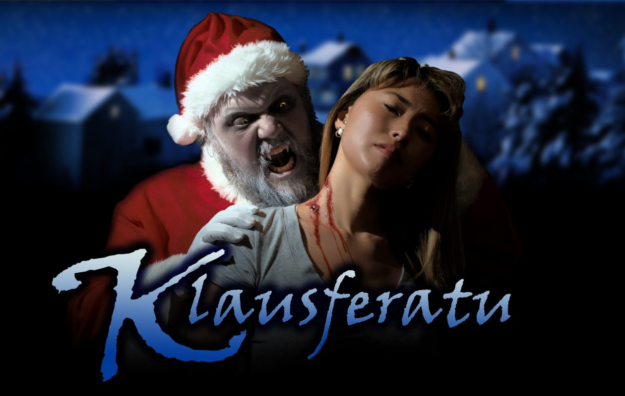 Santa is on the naughty list in 'Klausferatu', which is casting actors May 5. (Contributed photo)