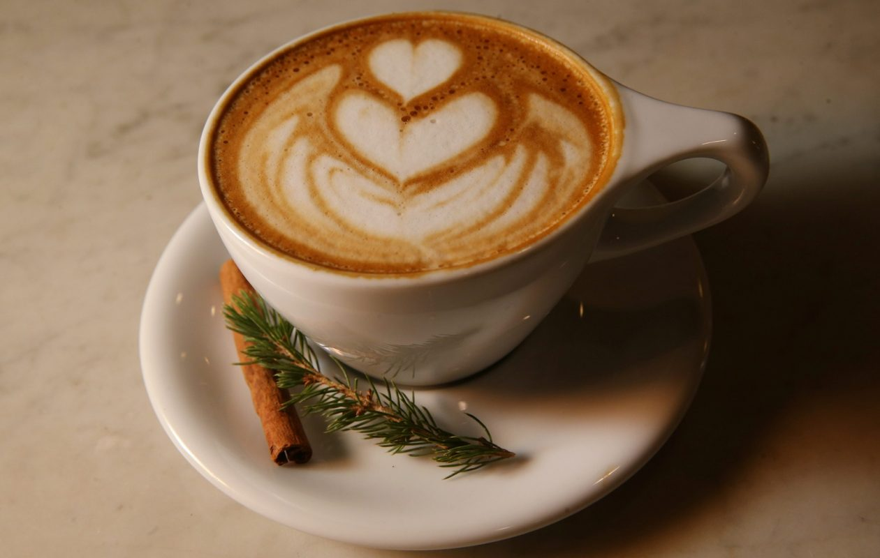 Who among Buffalo's baristas excels at latte art? Drop by Perks Cafe on Thursday to see some of the best go head to head. (Sharon Cantillon/Buffalo News)