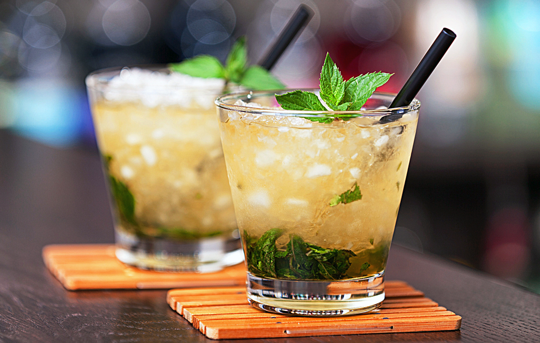 Sip mint julips at the Derby Day Party on May 5th at The Barrel Factory.