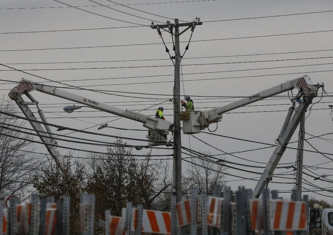 National Grid has a new president of New York state operations. (News file photo)