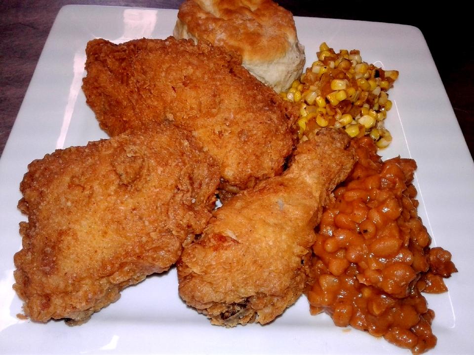 Restaurant Notes La Casa De Sabores Rt 16 Chicken Shack The