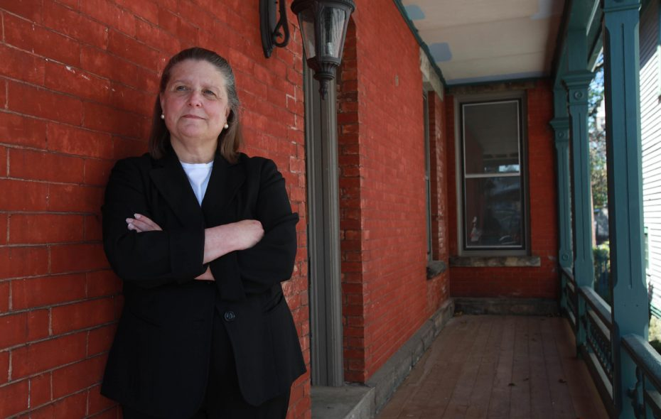 Longtime preservationist Catherine F. Schweitzer is the newest member of Buffalo's Preservation Board, replacing Paul McDonnell who had been serving as a holdover since his term expired four years ago. (Sharon Cantillon/News file photo)