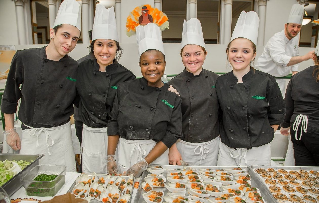 Culinary students will show their talents at Taste of Culinary. (Don Nieman/Special to The News)