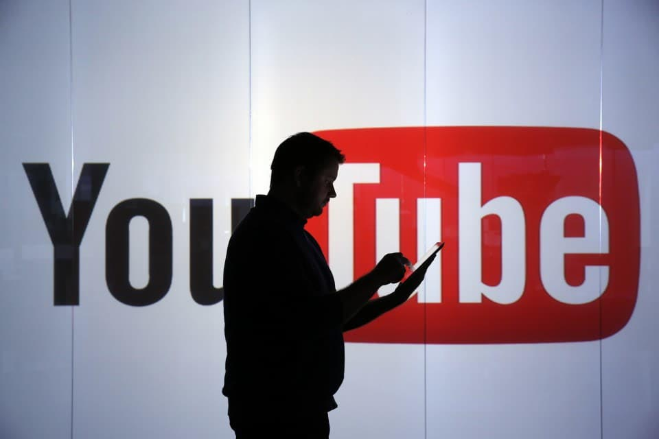 A shooting occurred Tuesday at YouTube headquarters in California. (Chris Ratcliffe/Bloomberg News)