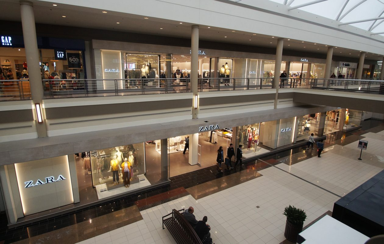 Zara has opened its double-level store at Walden Galleria. (Contributed photo)