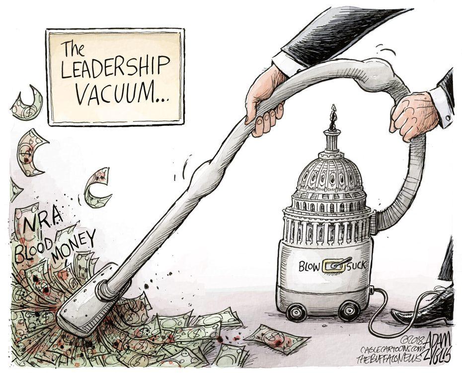 NRA Money: May 7, 2018