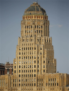 A Closer Look: Buffalo City Hall