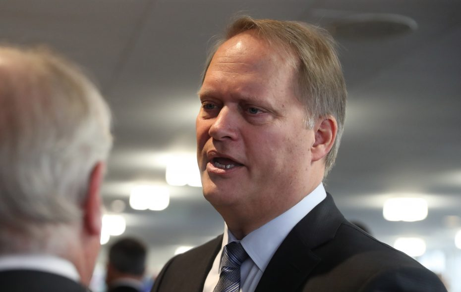 With Kevin J. Pearson's appointment, M&T Bank's board has 18 members. (Sharon Cantillon/Buffalo News)