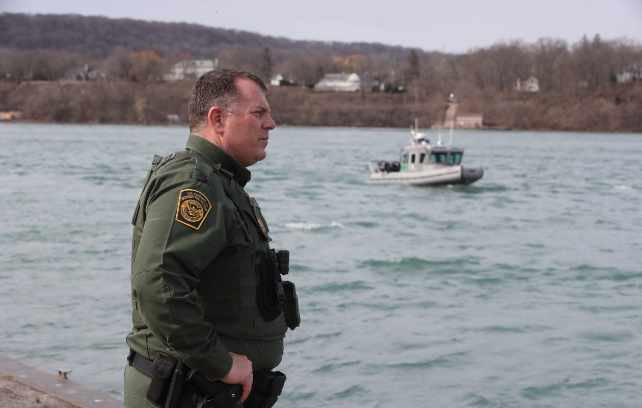 becoming a border patrol agent