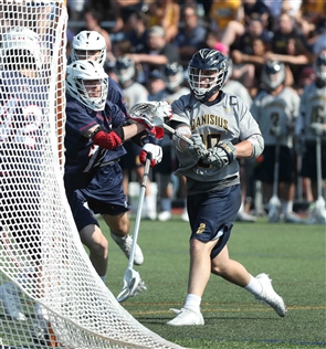 NCAA Tournament men's lacrosse: Robert Morris 12, Canisius College 6