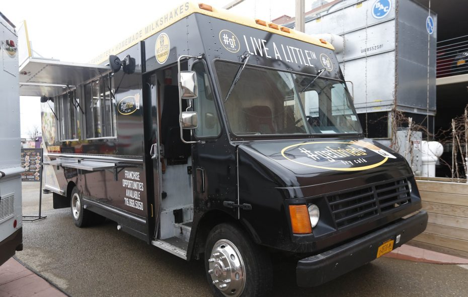 Get Fried food truck, pictured in 2017. (Sharon Cantillon/News file photo)