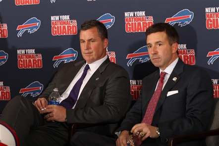Timeline: Russ Brandon and the Bills
